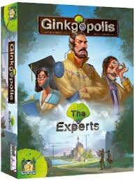 GINGKOPOLIS EXT.THE EXPERTS