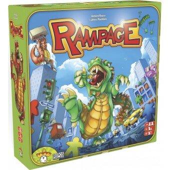 RAMPAGE 2/4J 8+ 30'
