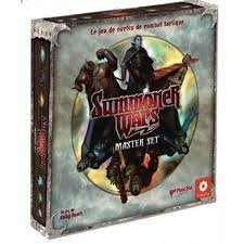 SUMMONER WARS MASTER SET 2J 14+ 30-60'